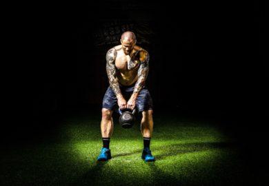 Sportowiec musi o siebie dbać